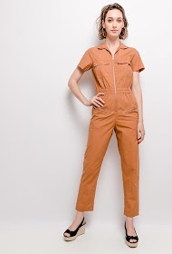 CIMINY zipped jumpsuit