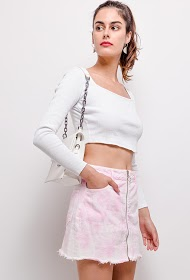 CIMINY jupe slips & farvestof