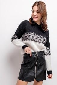 CIMINY zipped skirt