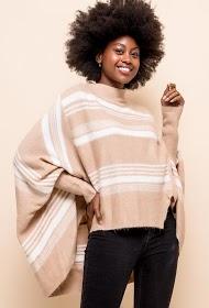 CIMINY stribet sweater