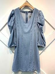CIMINY robe denim