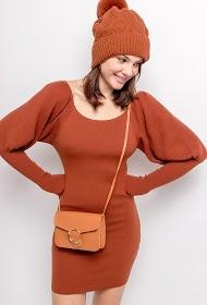 CIMINY knitted dress