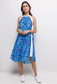 CIMINY printed dress