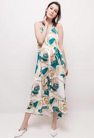CIMINY silky dress