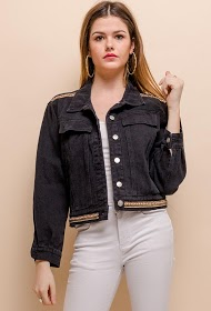 CIMINY jacket with embroidery