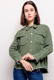 CIMINY studded jacket