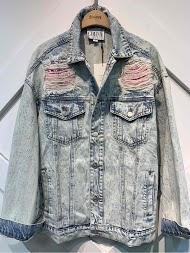 CIMINY jeans vest
