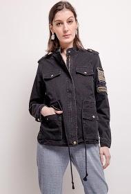 CIMINY saharan jacket