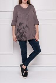 CO2 GRANDES TAILLES ball tunic