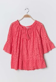 COLYNN lace blouse