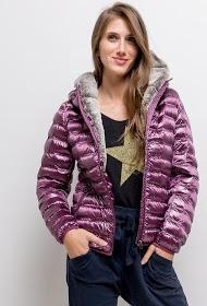 COLYNN casaco com enchimento