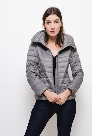 COLYNN lightweight down jacket with hood