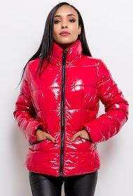 COLYNN quilted down jacket