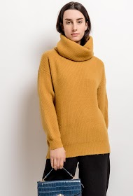 COLYNN turtleneck sweater