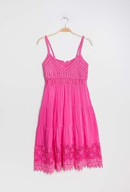 COLYNN dress with hook