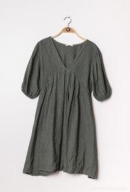COLYNN linen dress