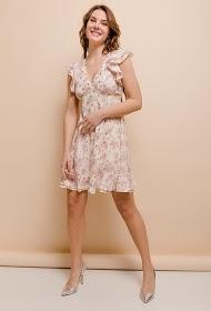COLYNN trykt kjole