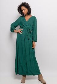 CORALINE long dress
