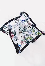 DA FASHION square silk