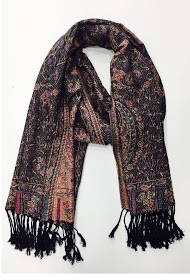 DA FASHION scarf cashmere design