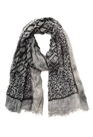DA FASHION panthere & scarf design scarf