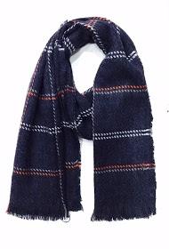 DA FASHION scottish man pattern scarf