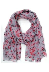 DA FASHION little flowers scarf