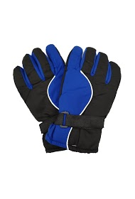 DA FASHION combined ski glove