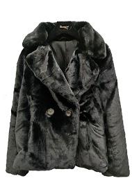 DA FASHION high faux fur