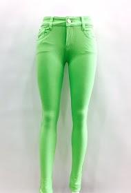DA FASHION green stretch pants