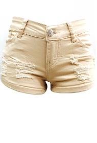 DA FASHION denim shorts
