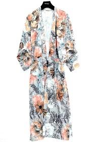 DA FASHION túnica de seda / viscosa