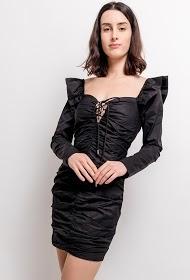 DANITY jurk met kant