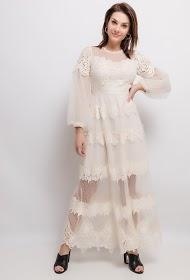 DANITY blonder kjole