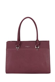 DAVID JONES hand bag 5852-1