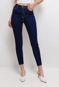 DAYSIE raw skinny jeans