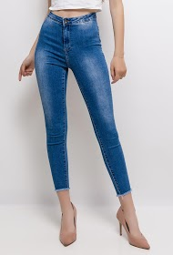 DAYSIE high waist skinny jeans