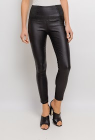DAYSIE leatherette leggings