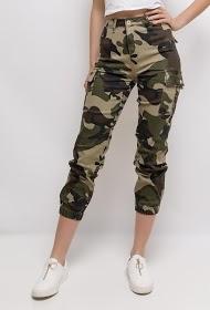 DAYSIE military cargo pants
