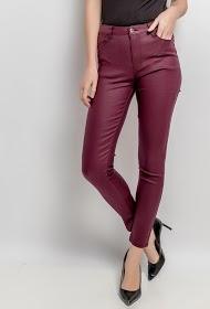 DAYSIE pantalon en similicuir