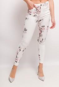 DAYSIE pantaloni floreali