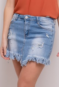 DAYSIE denim shorts