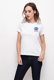 DAYSIE nasa printed t-shirt