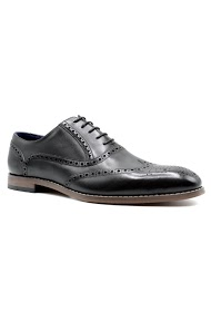 ELONG leather derbies