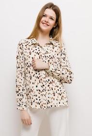 EMMA & ELLA printed shirt