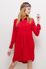 EMMA & ELLA shirt dress
