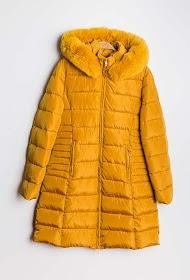 ESCANDELLE hooded puffer jacket