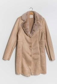 ESCANDELLE aviator coat
