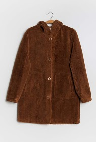 ESCANDELLE fur coat