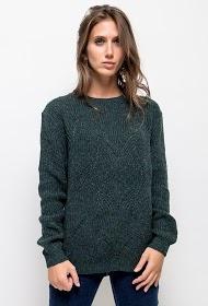 ESCANDELLE ribbed sweater